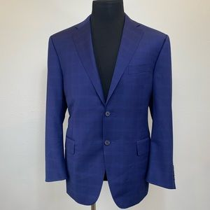 Beautiful Canali blue Sports coat